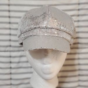 Sequined Cap